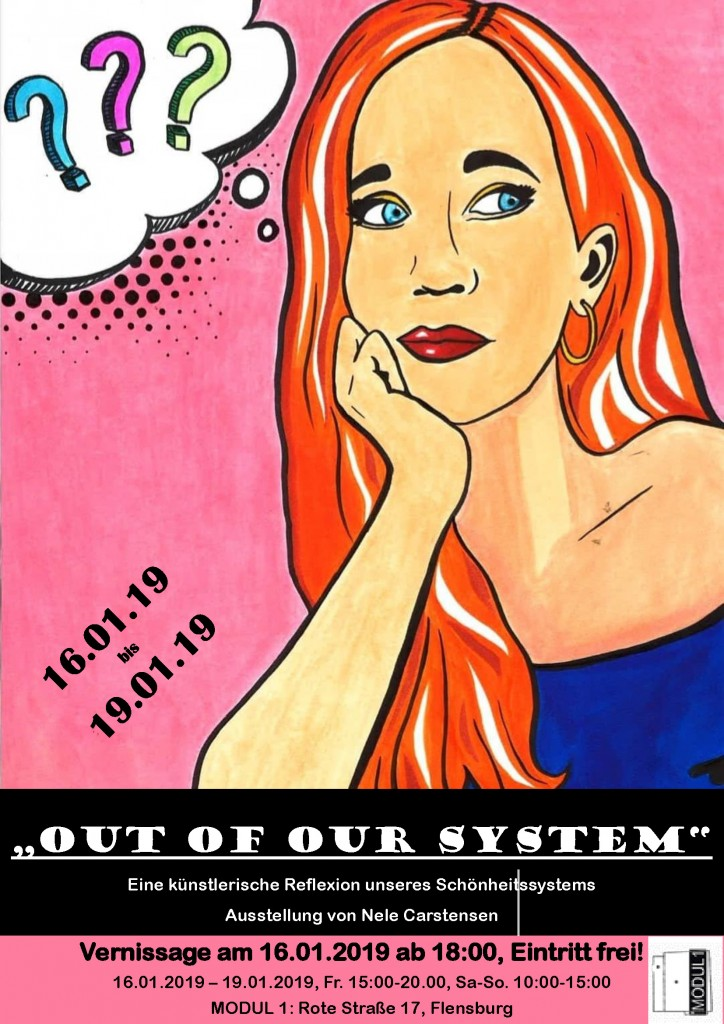 out of our system